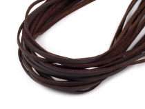 Imitation Leather Flat String width 2.5 mm
