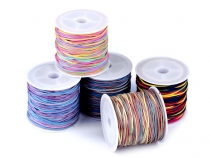 Cotton Cord / String Ø1 mm multicolor