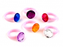 Girls Rings - Assorted Mix