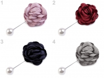 Decorative Pin Rose