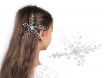 Bridal Crystals Hair Pin