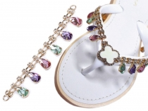 Rhinestone Adornment / Decor for Footwear