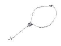 Stainless Steel Tithe / Mini Rosary