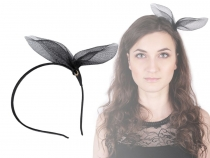 Fascinator Headband with Rhinestone