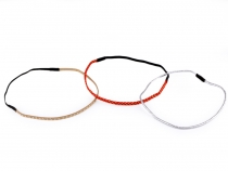 Elastic Headband Set of 3 pcs