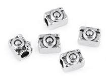 Metal Bead Camera 10x11 mm