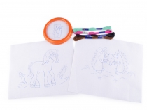 Embroidery Kit for Children / DIY
