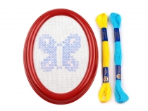 Embroidery Kit for Children with Frame