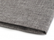 Imitation Burlap Fabric 100x150 cm with PVC surface