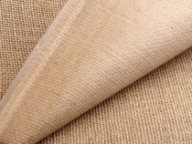 Jute Fabric 100x160 cm with PVC surface