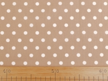 Cotton Fabric Polka Dots
