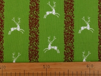 Cotton Fabric Deer
