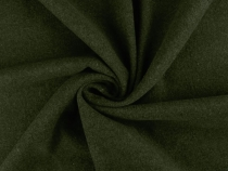 Wool Blend Fleece Fabric