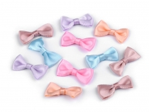 Satin Bow 12x25mm