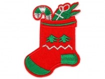Iron on Patch Christmas motives