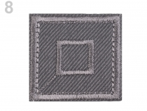 Iron on Patch Square