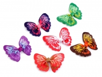 Textile Applique 3D Butterfly