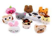 Squeaky Soft Plush Animals 2nd quality