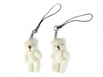 Mini Bear Plush Toy Pendant