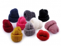 Knitted Applique Hat