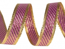 Double Sided Metallic Ribbon width 15 mm