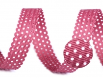 Perforated Grosgrain Ribbon width 15 mm