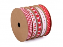 Decorative Ribbon Christmas mix