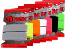 Elastic Braid Tape width 20 mm variety of colors