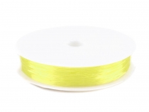 Spool of Clear Elastic Cord Ø0.4-0.6 mm