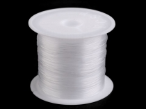 Clear / Invisible Nylon Thread Ø0.6 mm