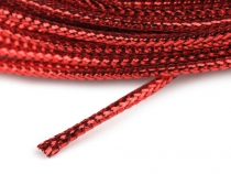 Round Hollow Cord with Lurex Ø1.3 mm