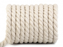 Twisted Cotton Cord / Rope Ø12 mm
