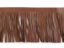 Eco Leather Fringes width 110 mm