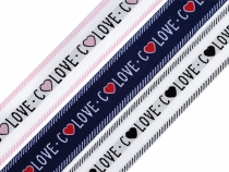 Trouser Side Stripe / Clothing Braid Love width 28 mm