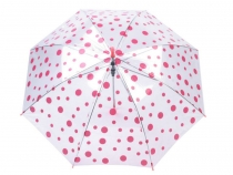 Ladies Stick Umbrella with print