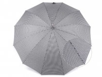 Large Family Umbrella Houndstooth