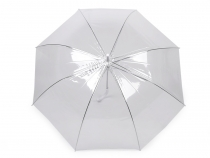 Ladies / Bridal Transparent Auto-Open Umbrella