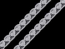 Polyamide Lace Trim width 15 mm Heart