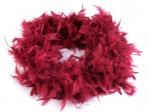 Turkey Feather Boa 60 g length 1.8 m