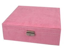 Jewellery Box two-storied 8,5x26x26cm