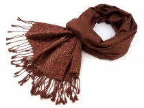 Scarf of Pashmina type 70x190 cm