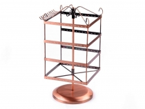 Earring Display Stand 16x16 cm height 33 cm