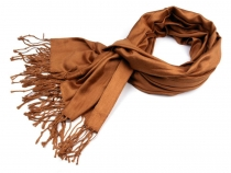Scarf of Pashmina type 70x180 cm
