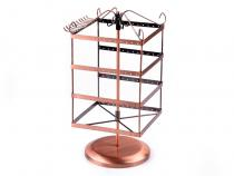 Earring Display Stand 16x16 cm rotating 2nd Quality