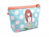 Girls Crossbody Bag 14.5x22 cm with print