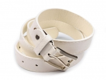 Belt with Buckle 2.4 cm