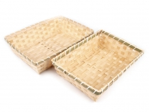 Bread Basket set of 2 pcs
