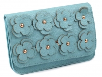 Clutch Bag with Flowers