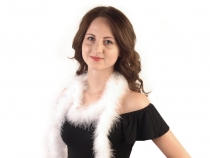 Feather Boa 25 g length 2 m