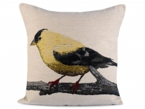 Cushion Cover 45x45 cm Bird